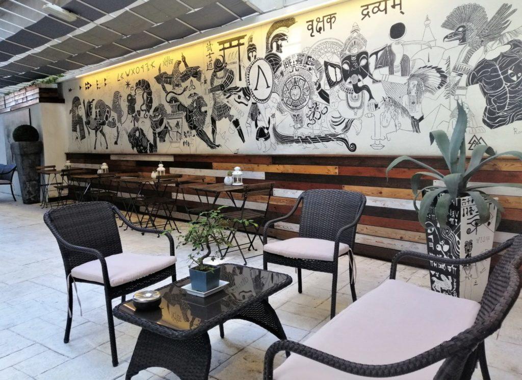 Frühstücksraum Idesign Hotel San Marino