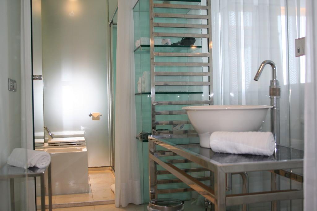 Badezimmer Suite Hotel Idesign San Marino