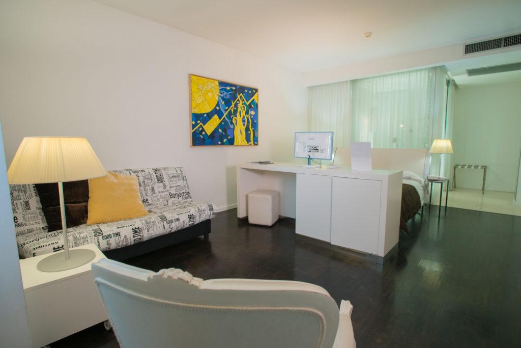 Superior room iDesign San Marino