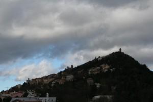 Titano Nuvoloso