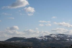 Bianche colline