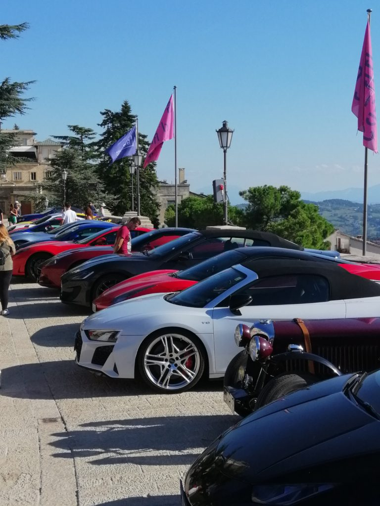 Supercar a San Marino